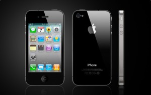 iPhone4G-Design ten top