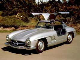 mercedes gullwing sl 300
