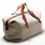 Duffel Bag - Bottega Veneta Sardegna Canvas