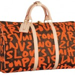Duffel Bag - Louis Vuitton Graffiti-bag