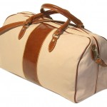 Duffel Bag - Venezia Canvas