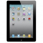 Apple iPad2 Wifi 64 GB ZWART