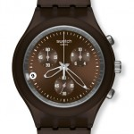 Swatch Full-Blooded Collection Smoky Brown