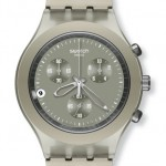 Swatch Full-Blooded Collection Smoky Grey