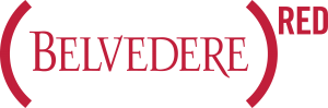(BELVEDERE)RED-red-logo